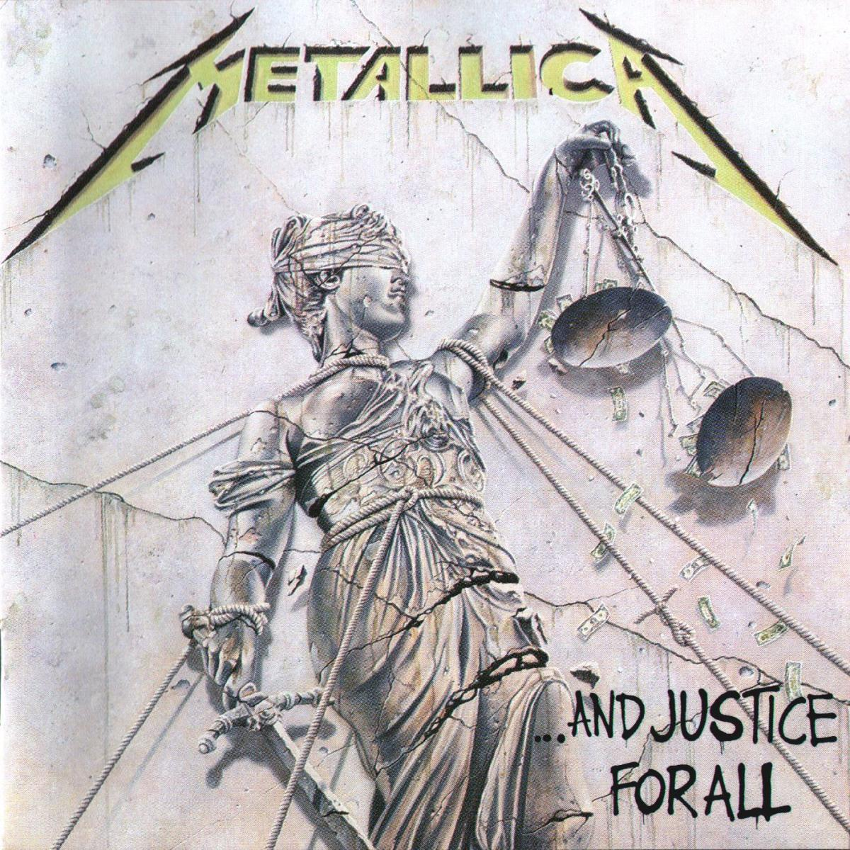 Review of And Justice for All: One of the greatest heavy metal albums of all time