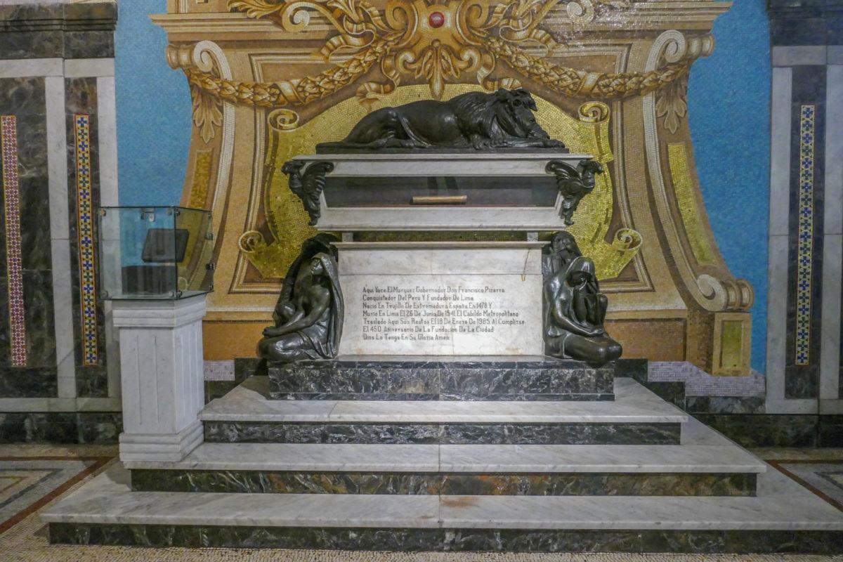 Pizarro Tomb