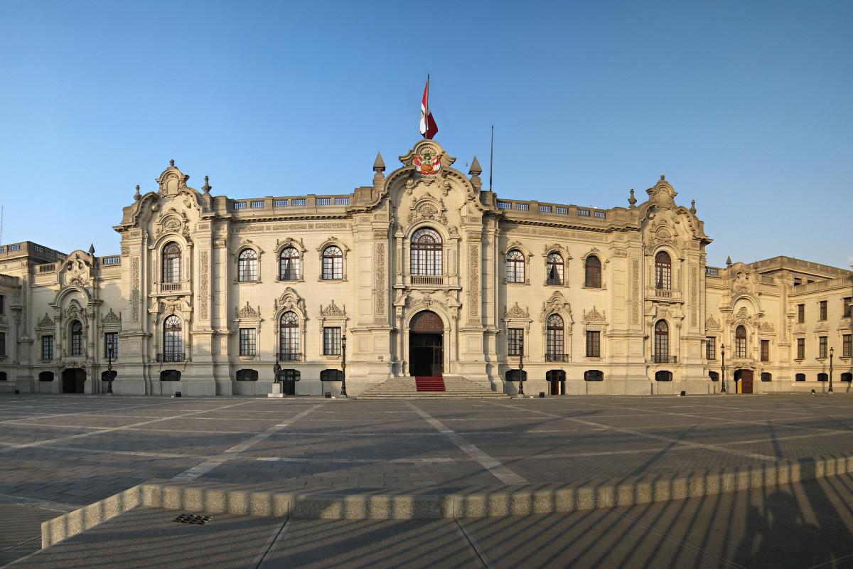 Presidential Palace Lima, Peru