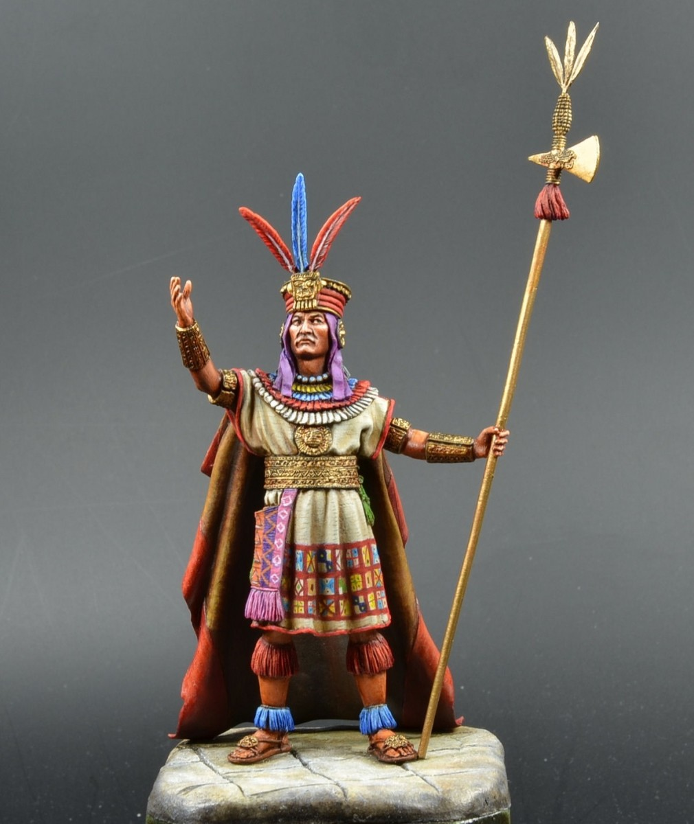 Emperor Atahualpa