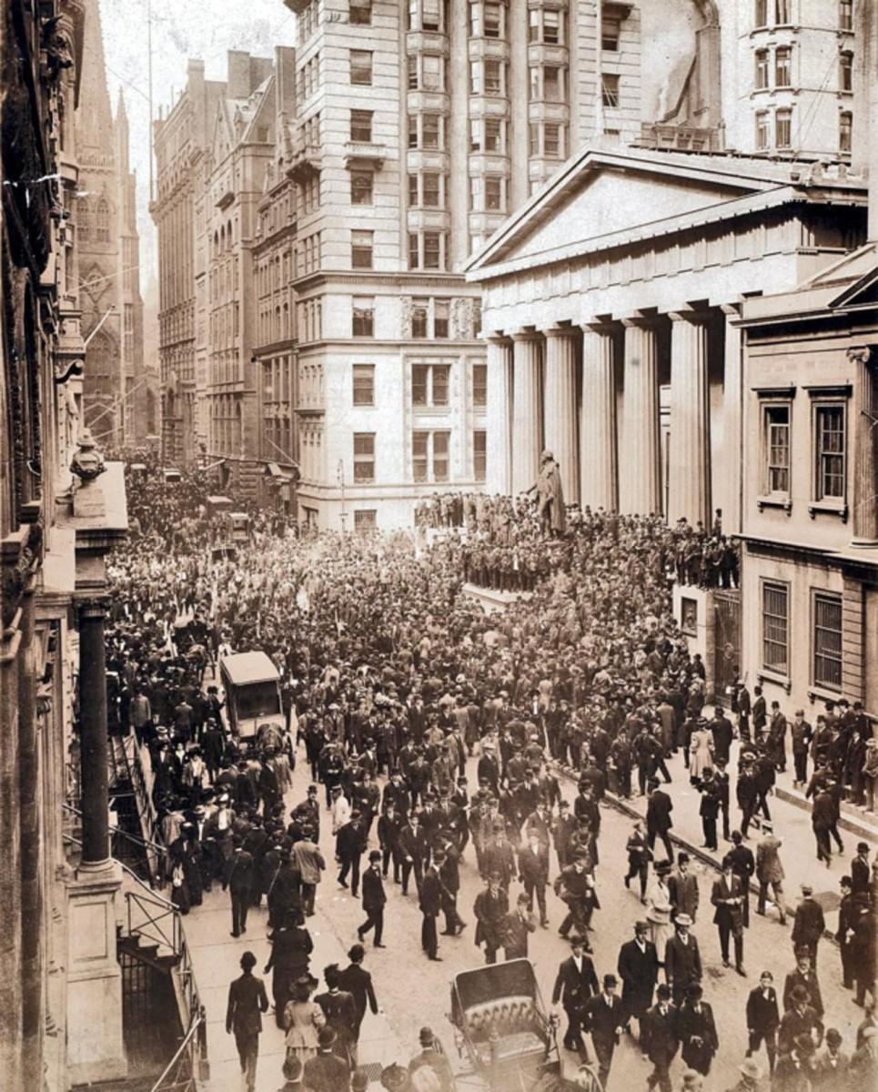 Panic 1907