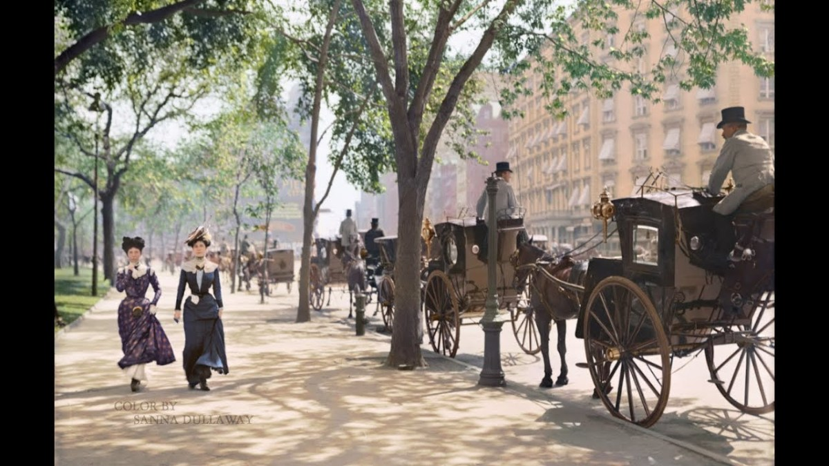 Early New York