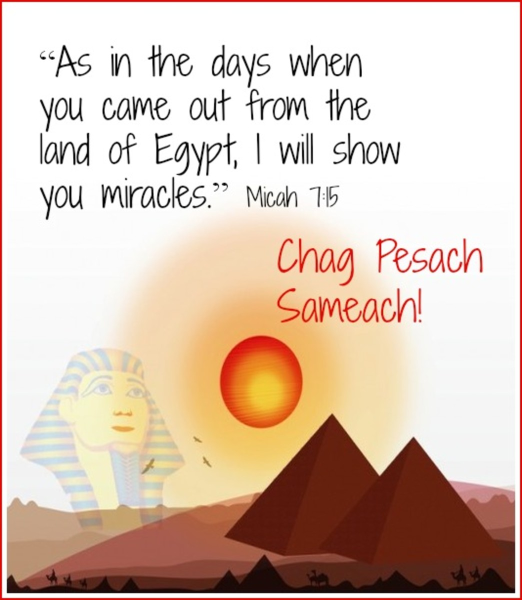 Happy passover find a cool passover greeting hubpages coming out of egypt passover greeting m4hsunfo