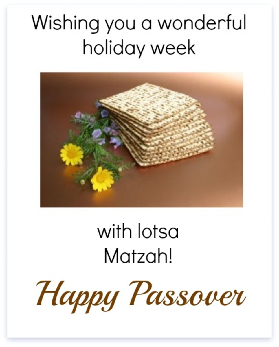 Happy passover find a cool passover greeting hubpages happy passover m4hsunfo