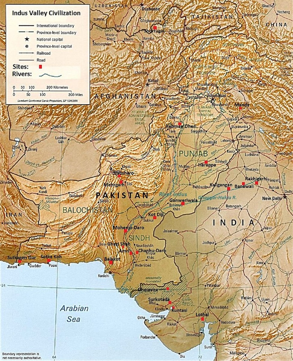 Indus Valley Civilization and Its Effects on Modern Subcontinent