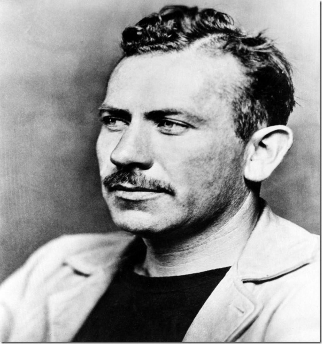 John Steinbeck - American Master Of Literature.