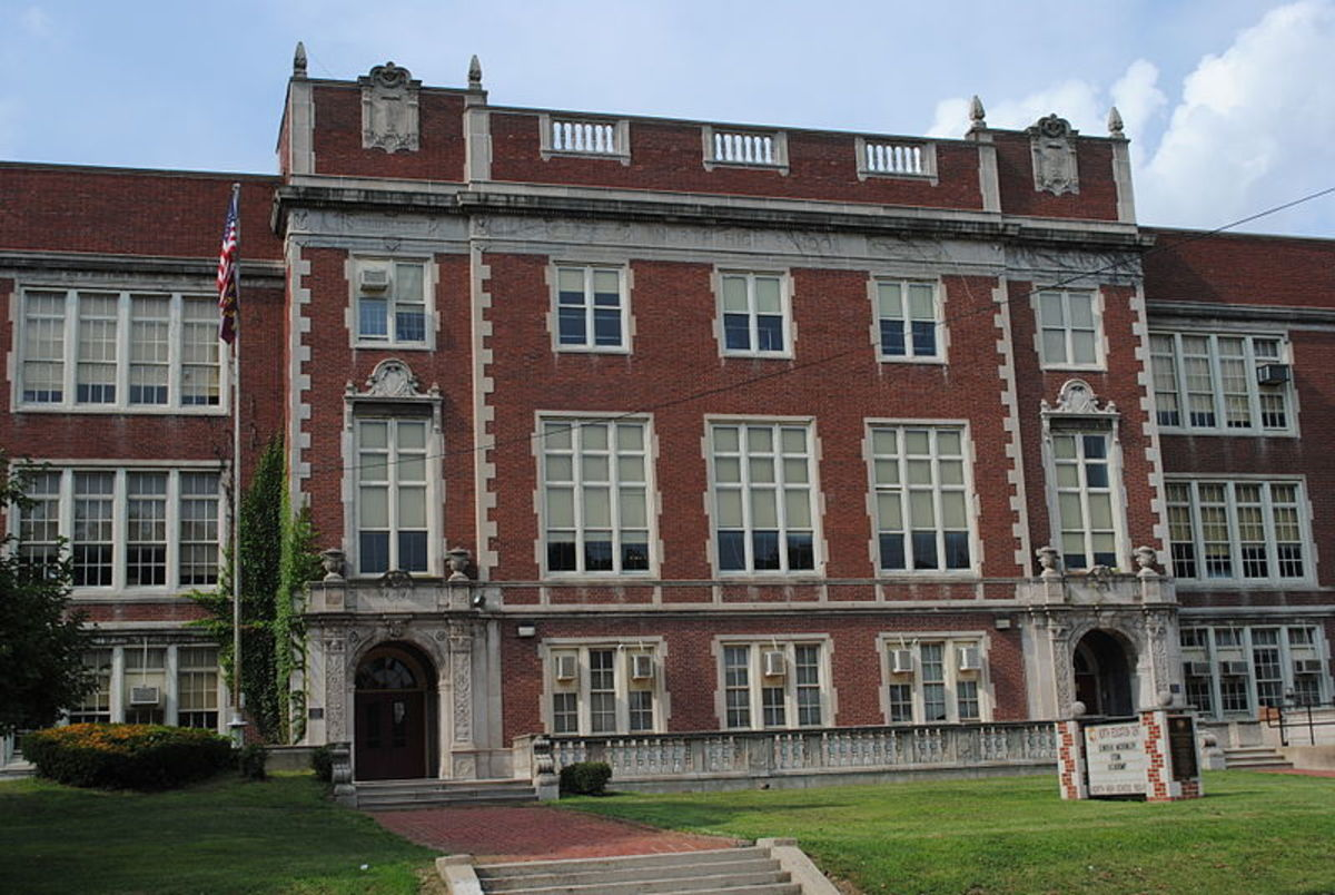Old North High School in Clintonville/Columbus became and adult education center and technology training school. Empty schools can have new uses.