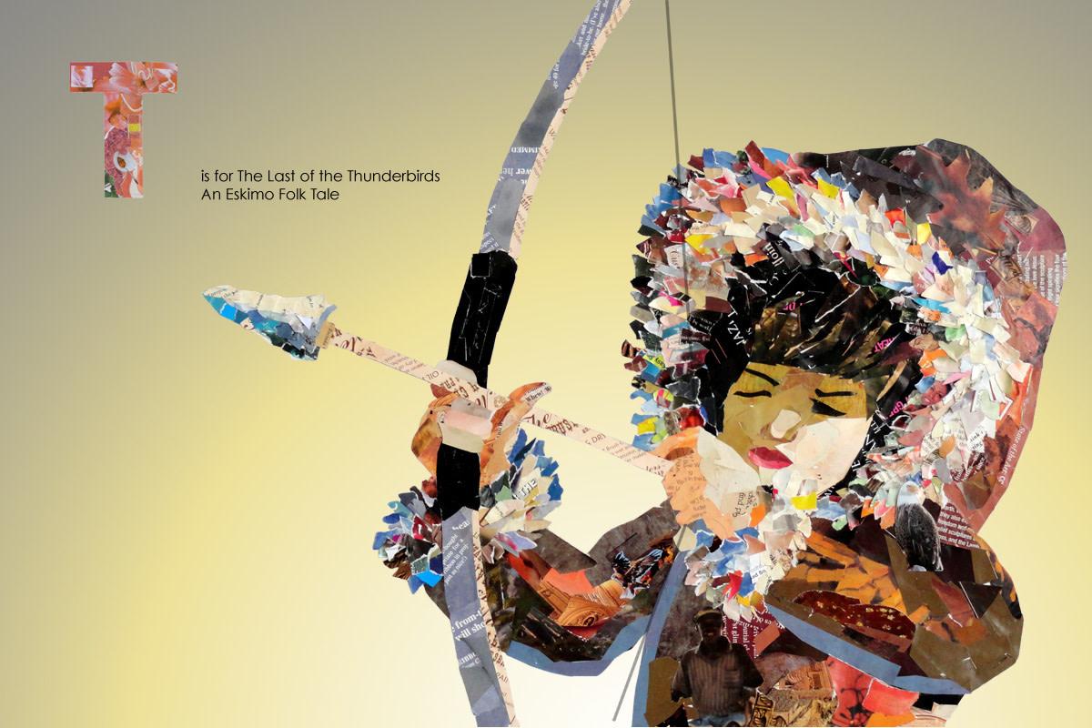 The Last of the Thunderbirds, An Eskimo Folk Tale