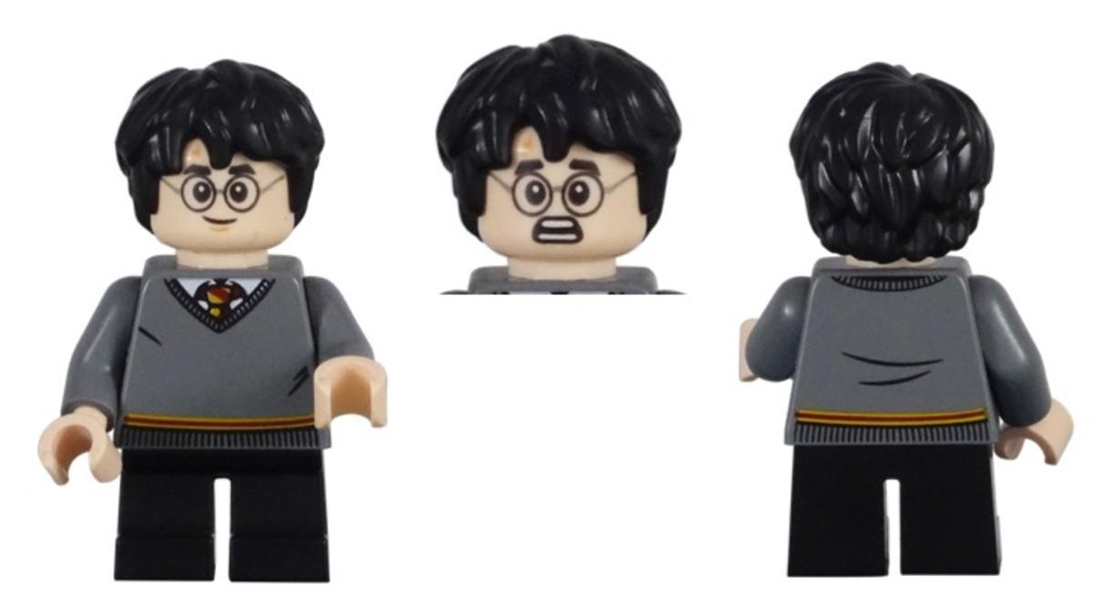 LEGO School Uniform Harry Potter Minifigure