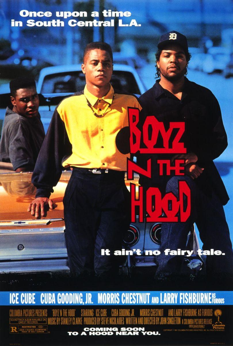 Biopsychosocial Analysis: Boys N The Hood