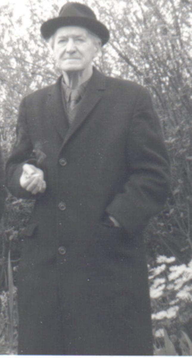 Eric Partridge in 1971.