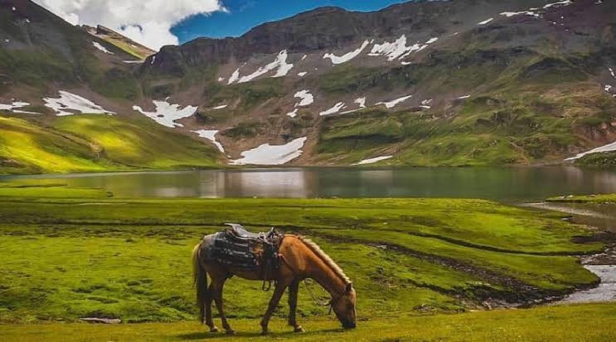 Dudipatsar Lake, Kaghan