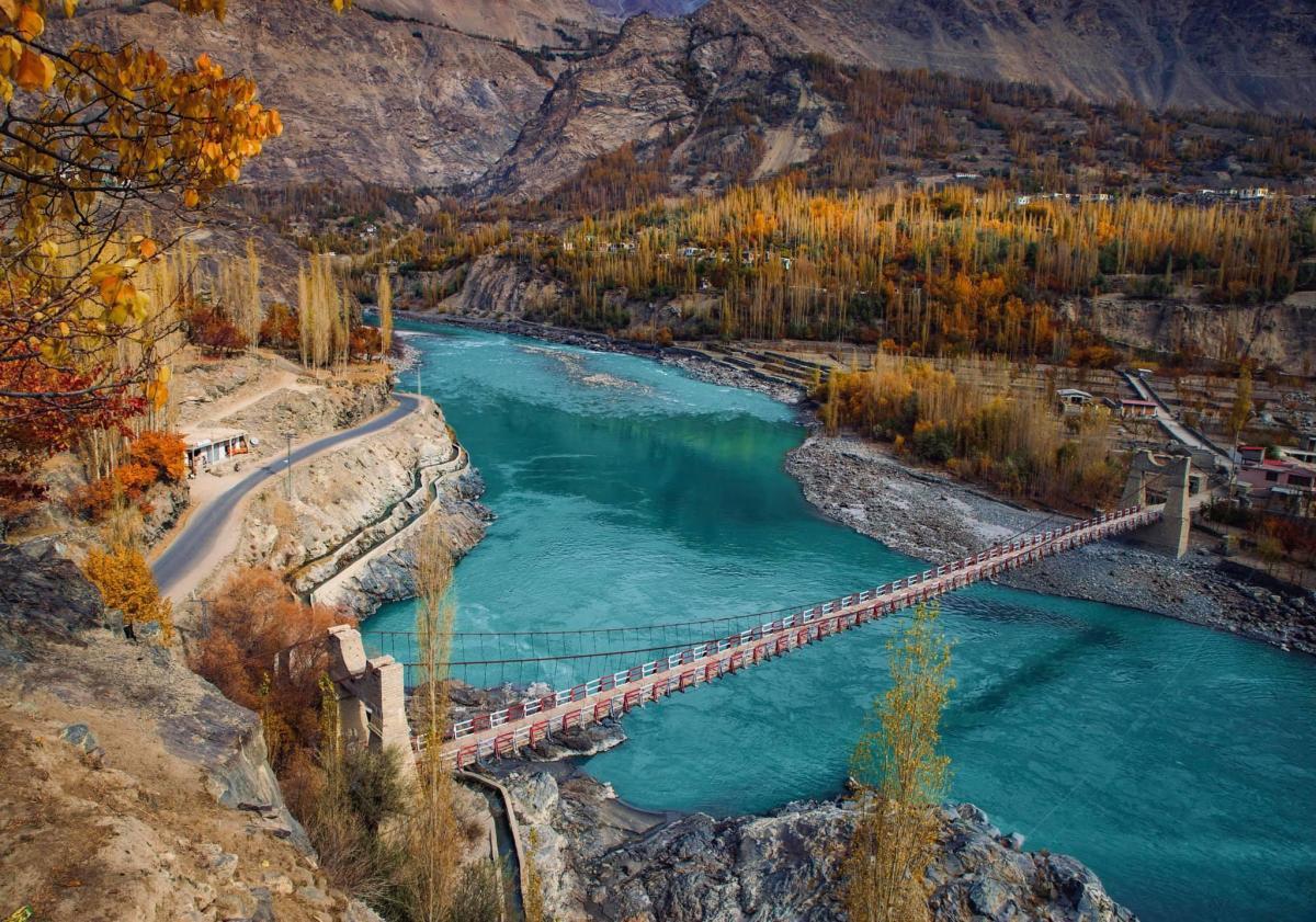 Ghanche, Gilgit