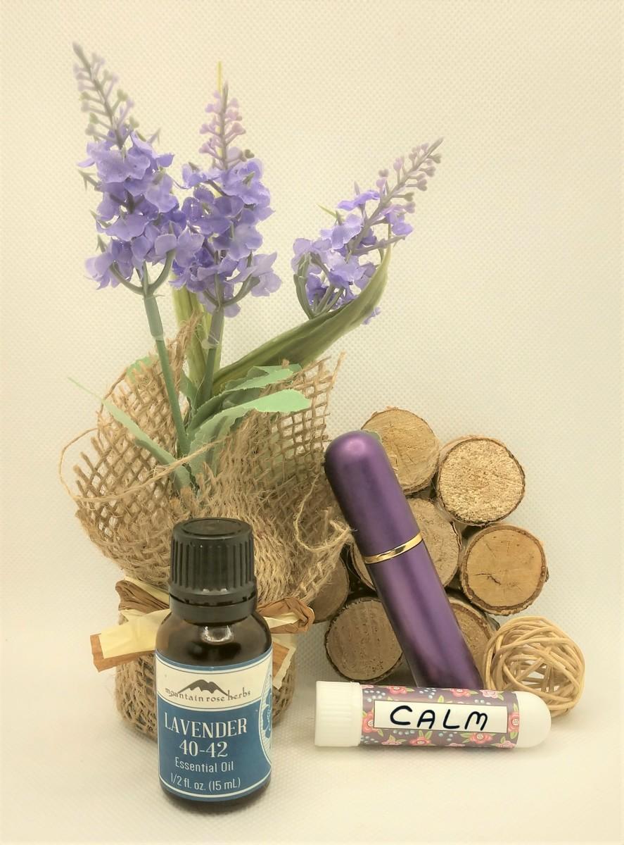 Nasal Inhaler Benefits, Use and Essential Oil Blends