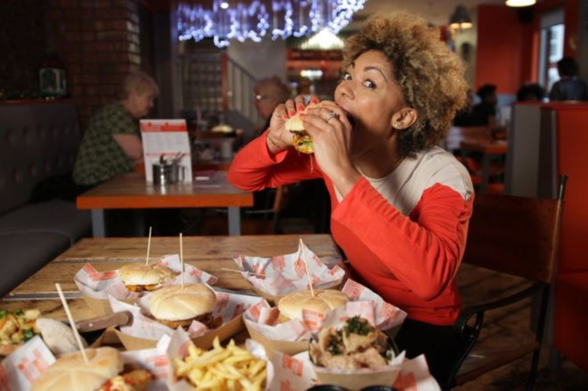Comfort eating is due to stress and anxiety