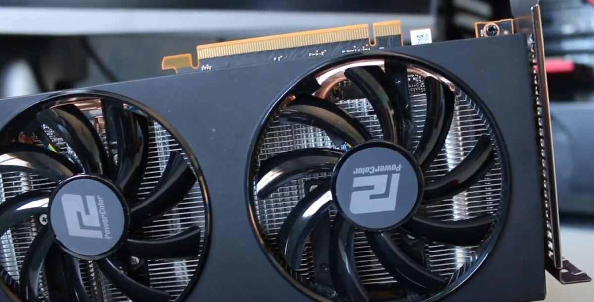 I've been able to occasionally find RX 5600XT's in stock as well as the RX 580 regularly.