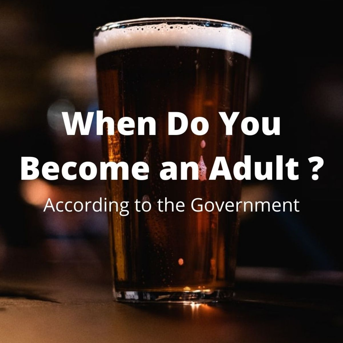 We drive at 16, vote at 18, and drink at 21—so when do we actually become adults?