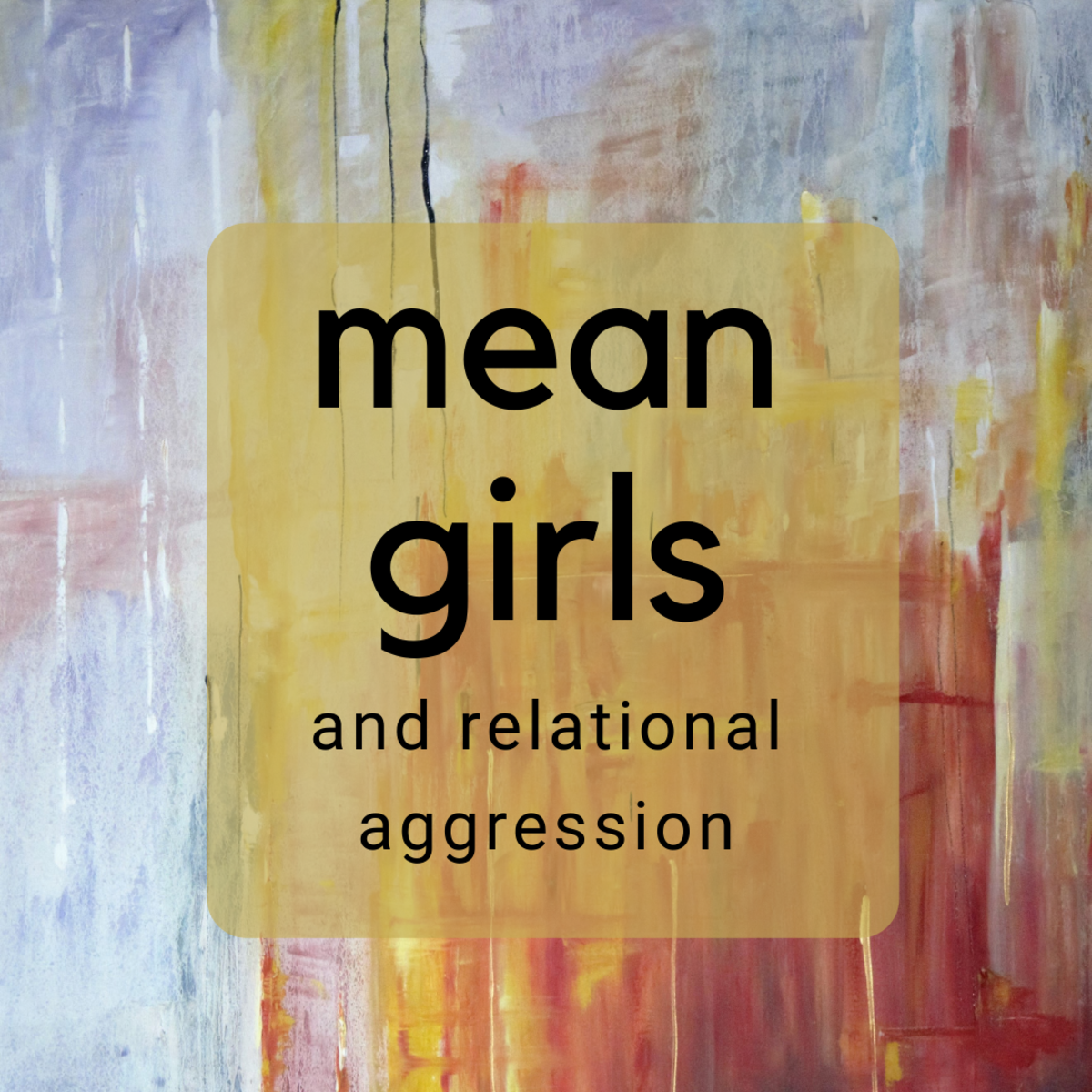 Rather than deal with the matter at hand in a direct manner, some women opt to backstab, gossip, and stereotype.