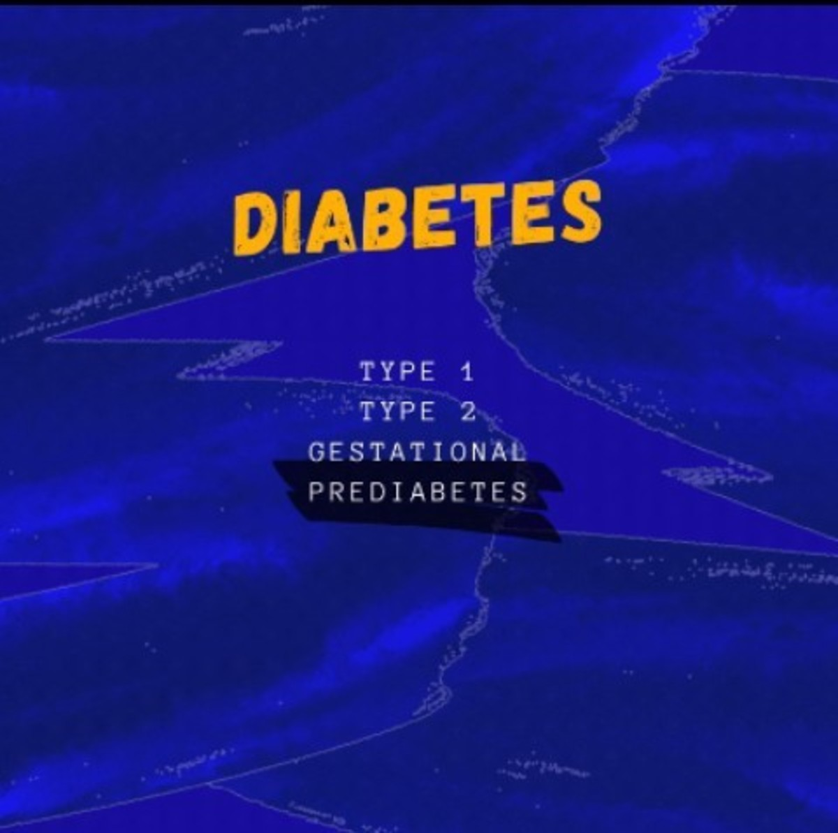 Types of Diabetes. What you need to know.