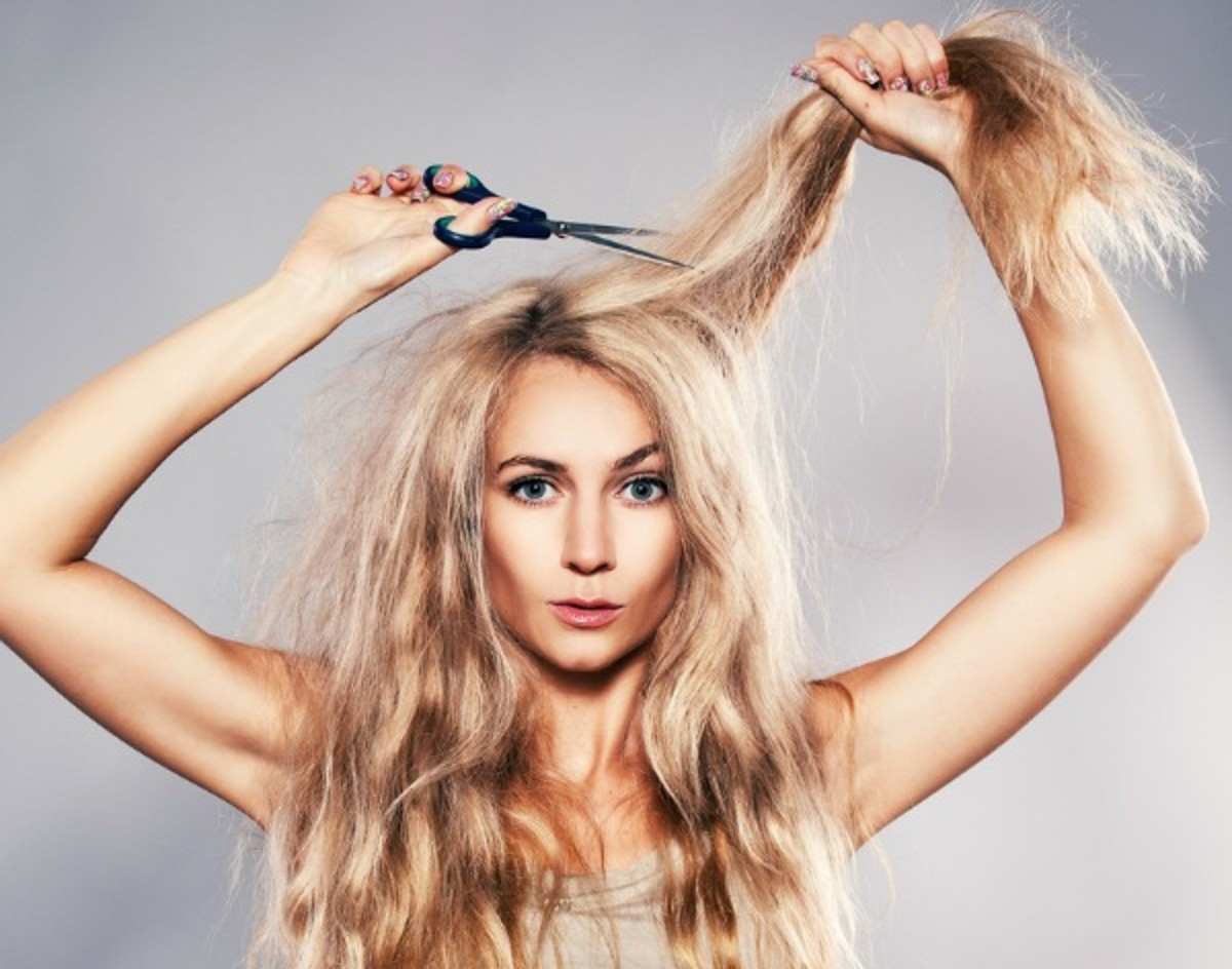 How To Repair Hair