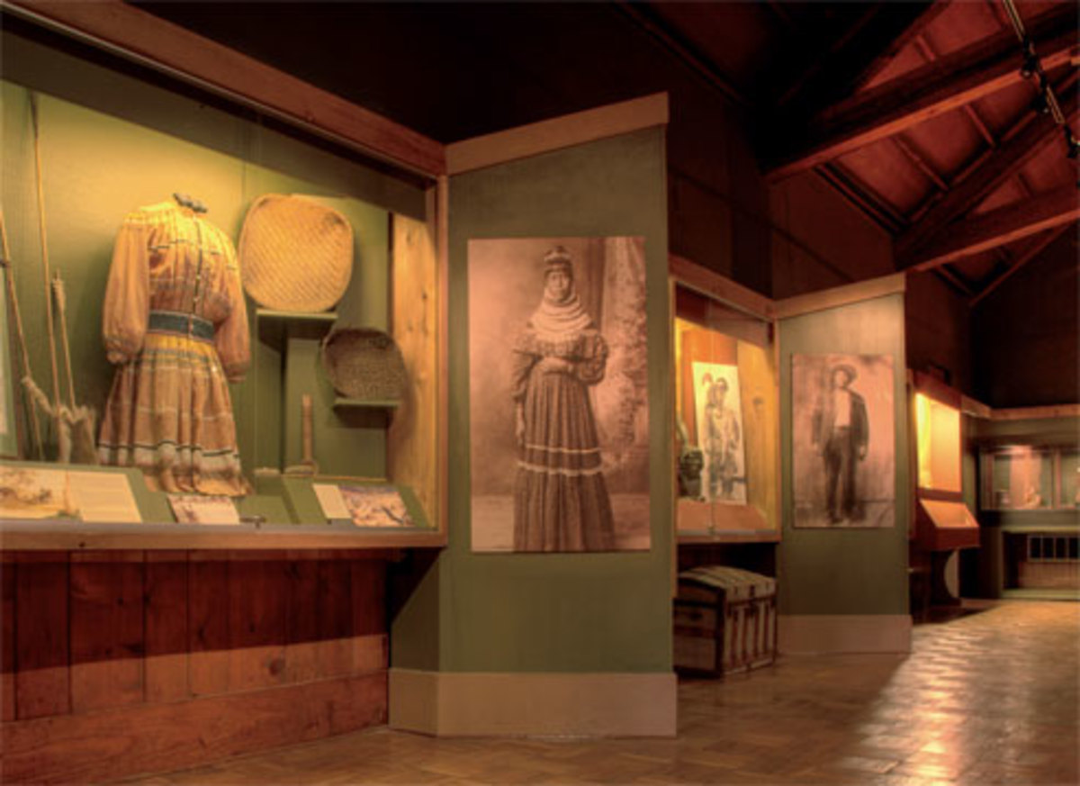 Tribal, Private, or Government? Museums and the Narrative of Native History