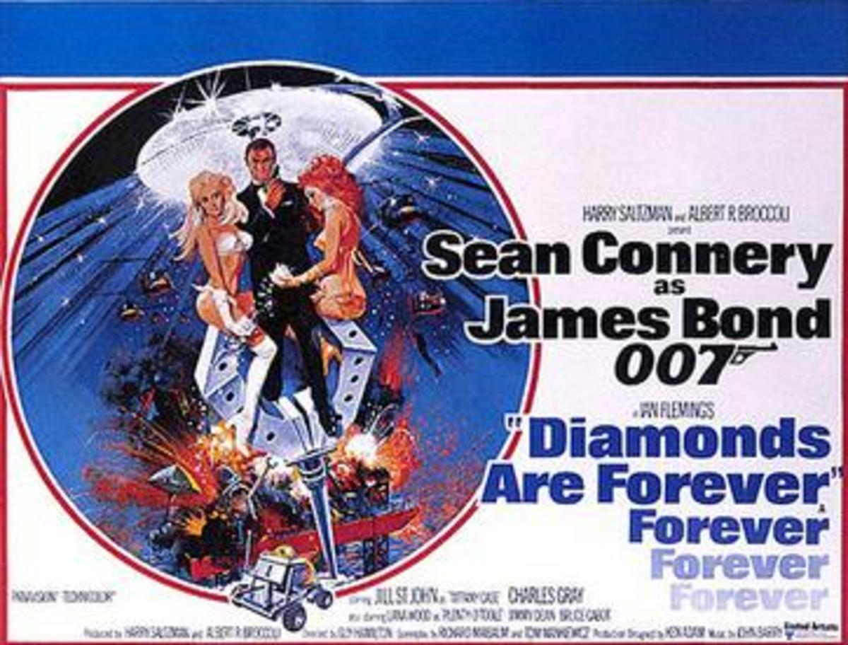The James Bond Movie Franchise in the 70s
