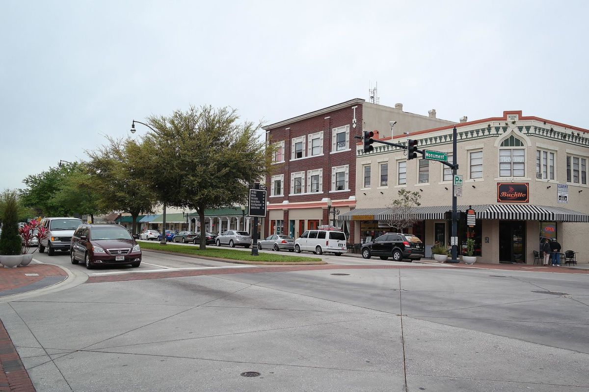 Kissimmee, Florida, is well-known for its ghosts and hauntings.