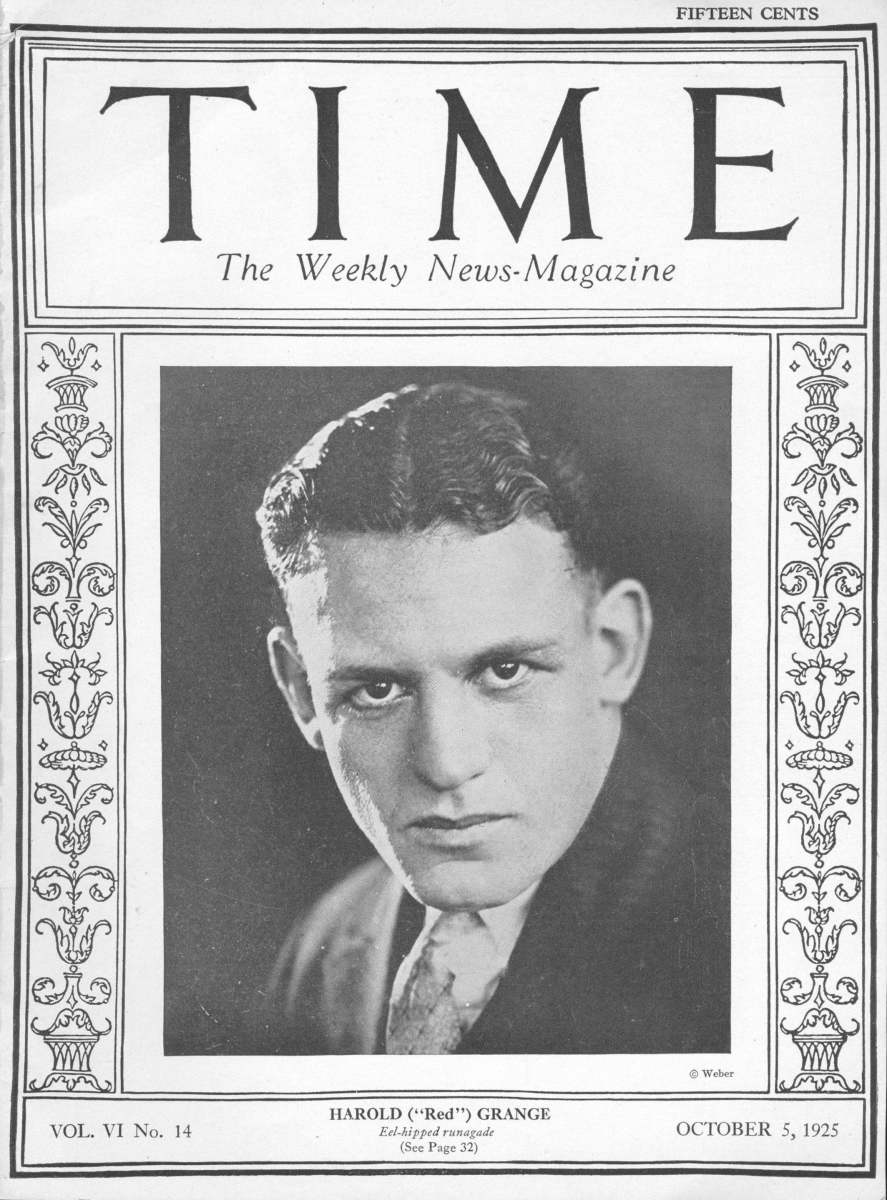 Time Magazine, 1925