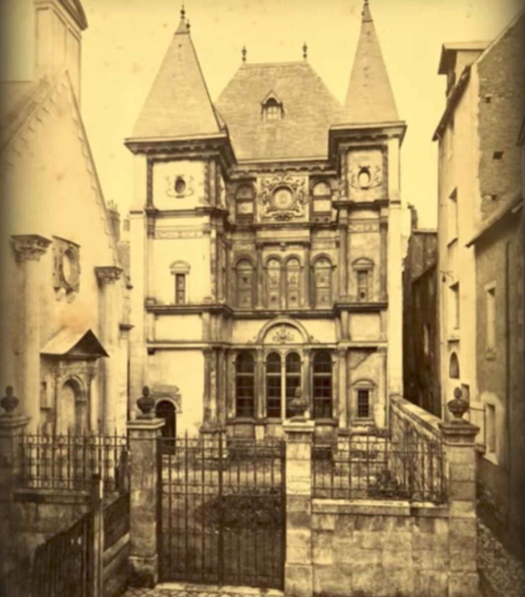 The Monnier home.