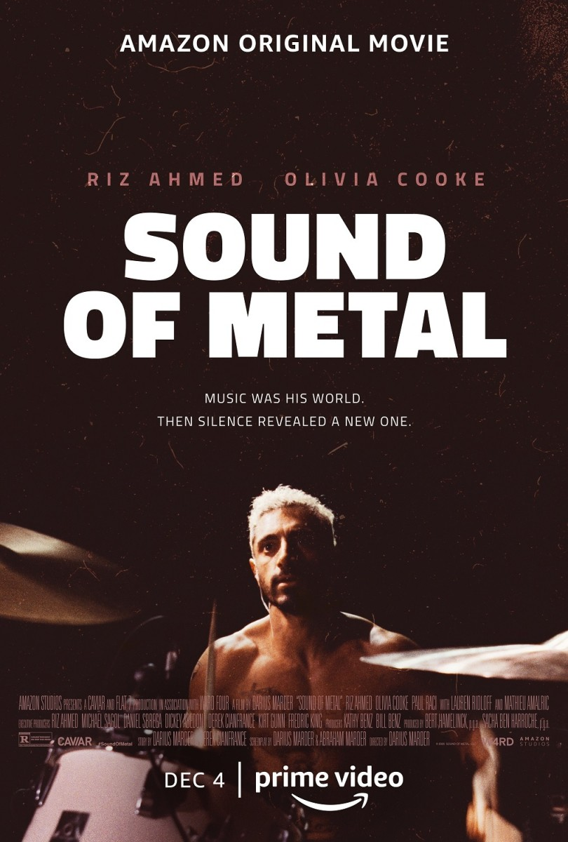 'Sound of Metal' (2020) Review: A Symphony of Auditory Annihilation
