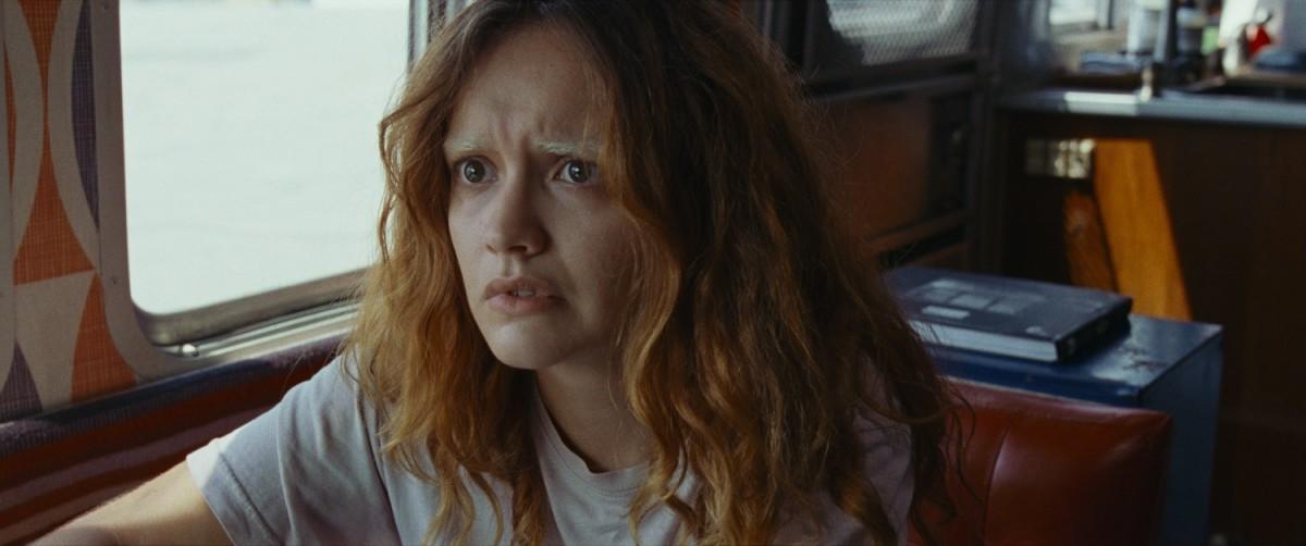 Olivia Cooke as Lou.
