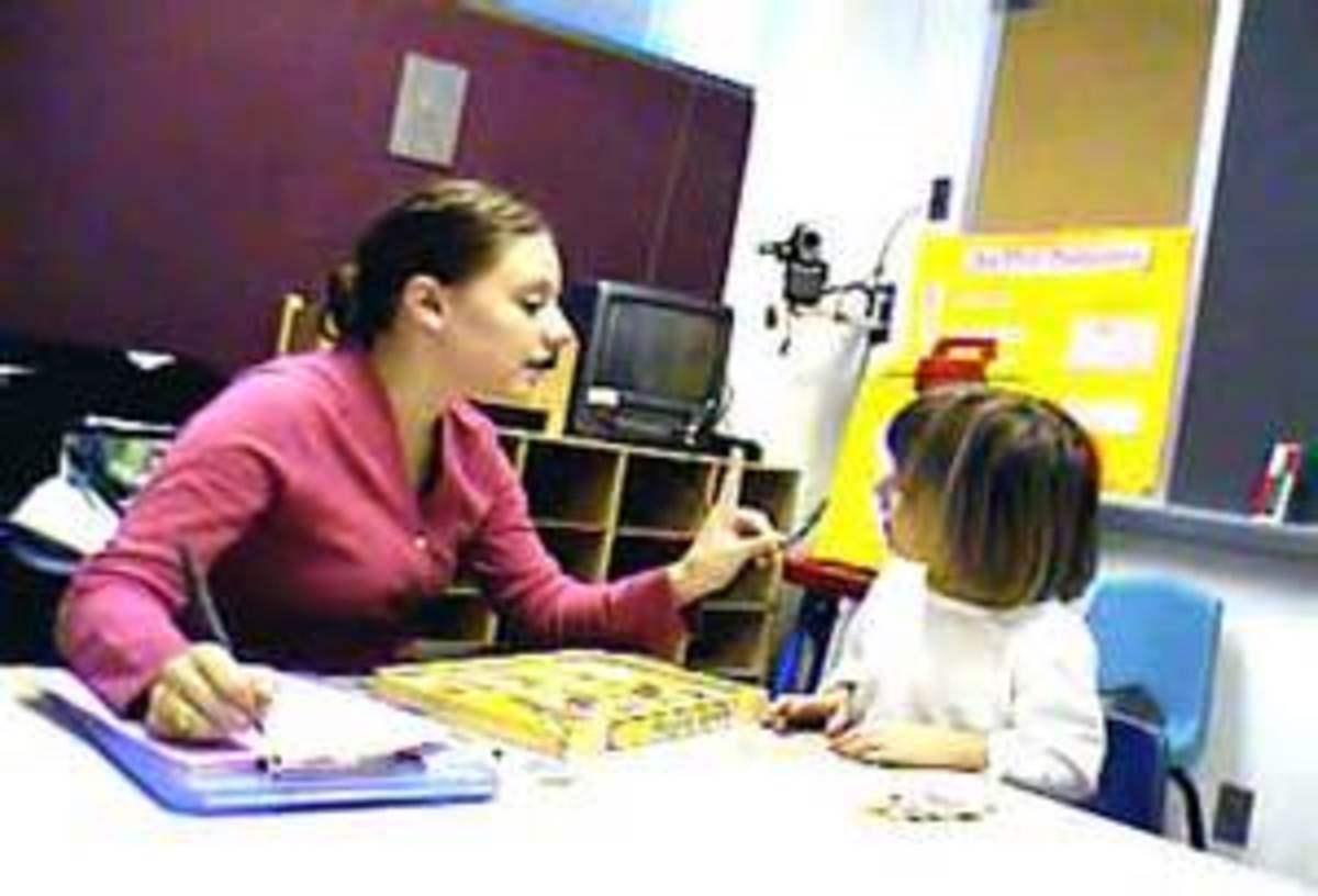 Speech and Language Disorder: a common learning disability.