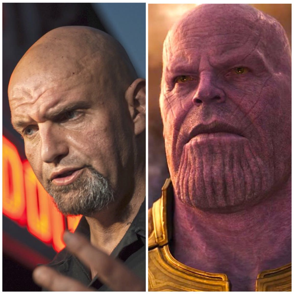 Fetterman and Thanos