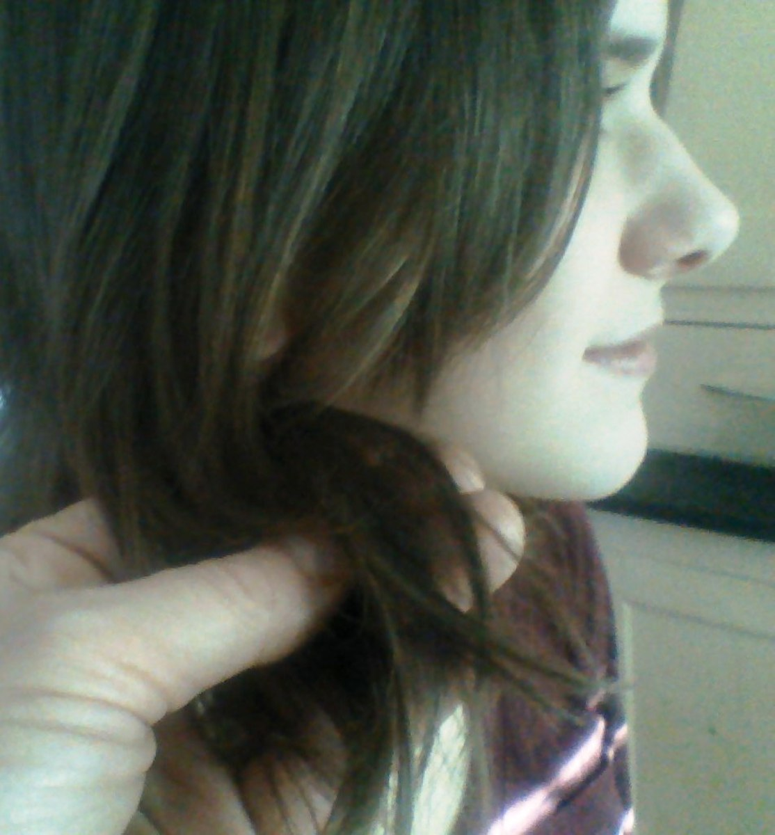 My daughter and I have researched 12 solid ways to strengthen our hair.