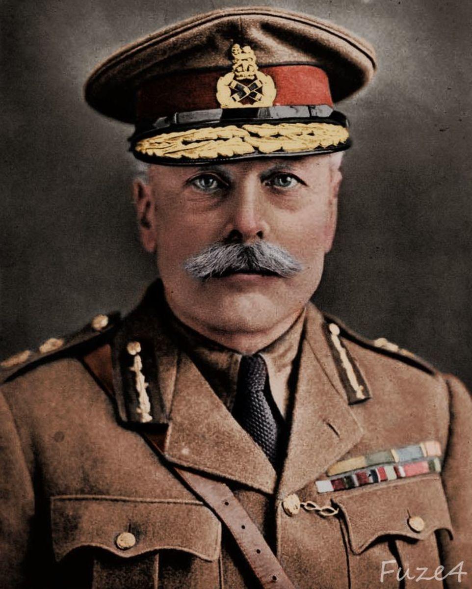 Field Marshal Douglas Haig