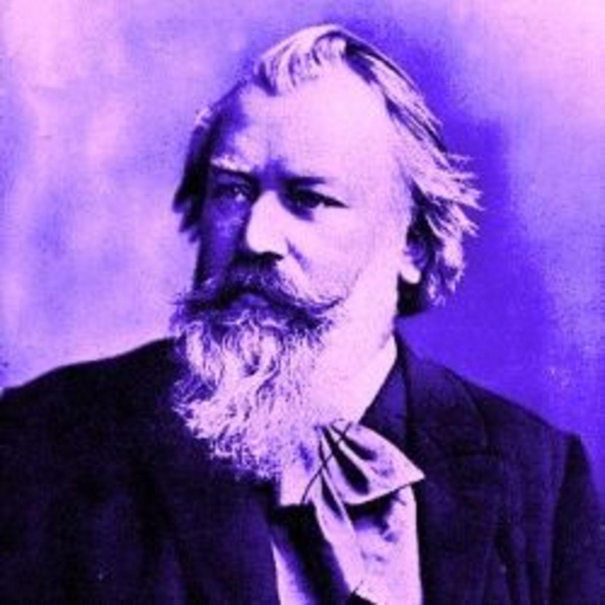Brahms Classical Guitar Sheet Music and Brahms Guitar TABs