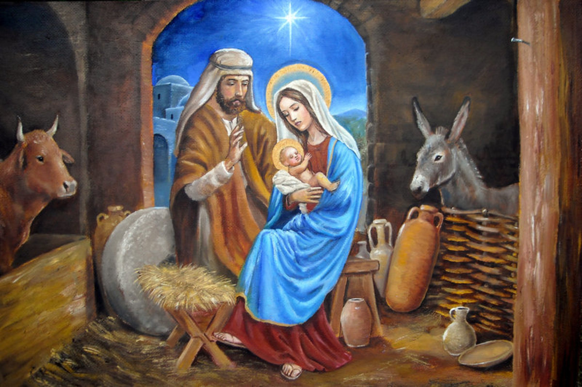 Jesus, Born that night over two thousand years ago, in a humble stable and surrounded by farm animals was unique in all history.
