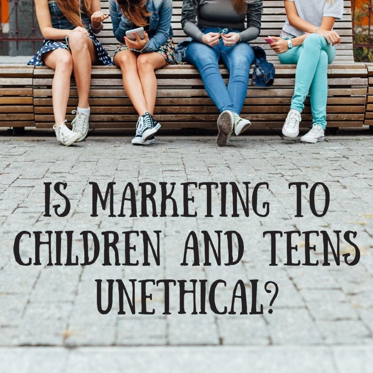 Is marketing to children, teens, and even babies unethical and problematic?