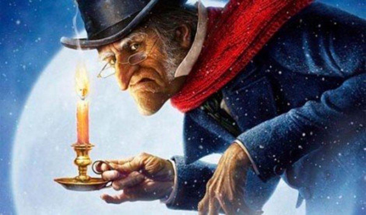 Disney's A Christmas Carol Now Playing