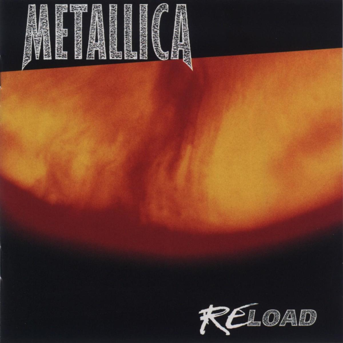 A Review of a Forgotten album: Metallica Re-Load