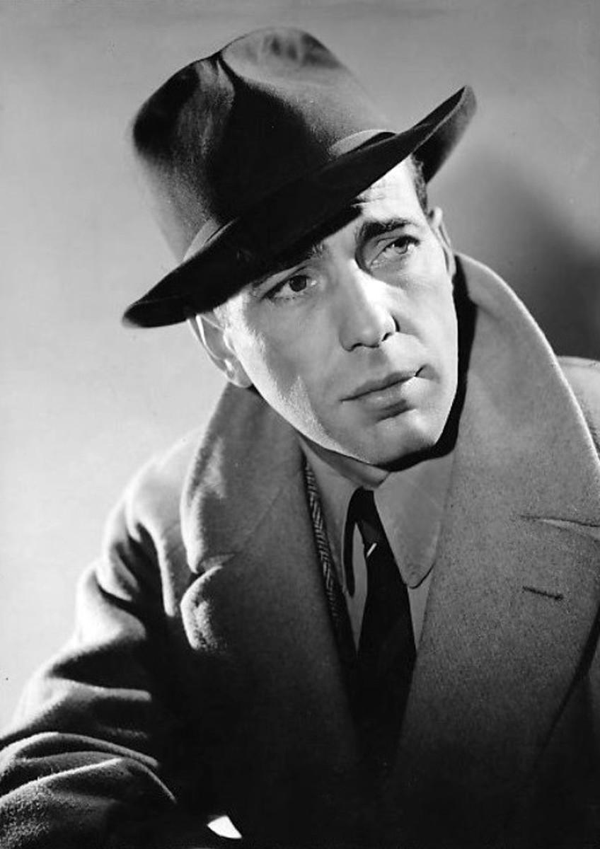 Humphrey Bogart in 1940