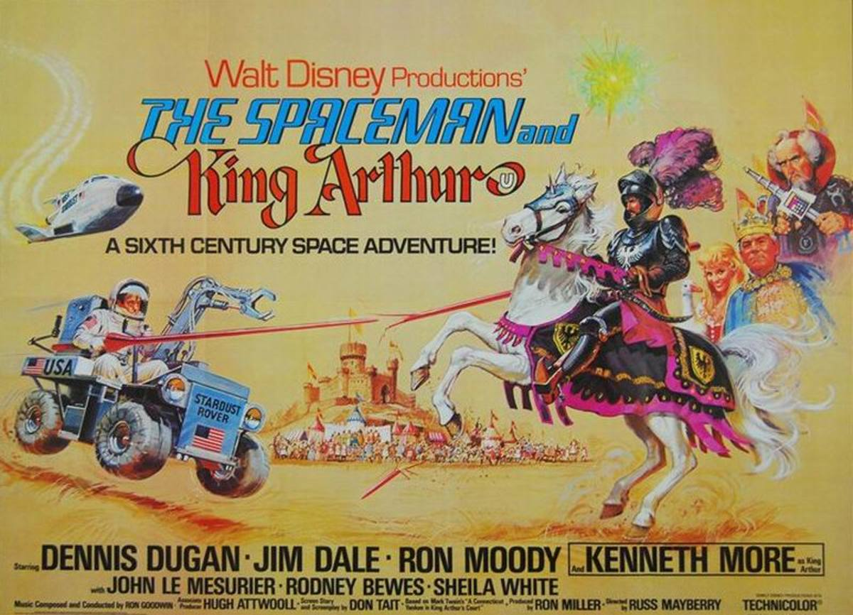 The Spaceman and King Arthur (1979)
