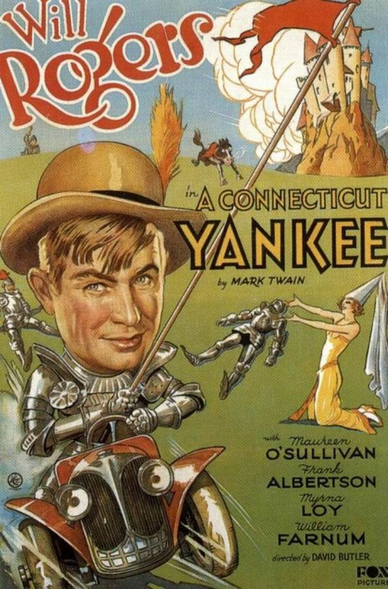 A Connecticut Yankee (1931) poster