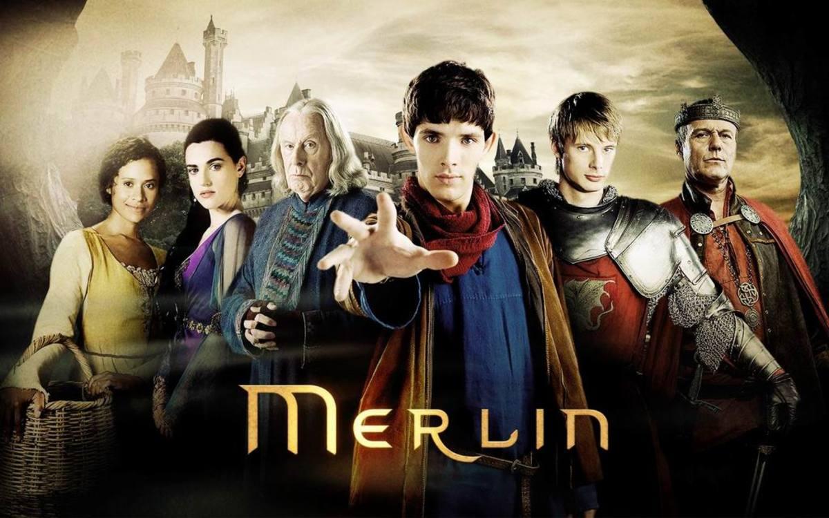 Merlin (2008) poster