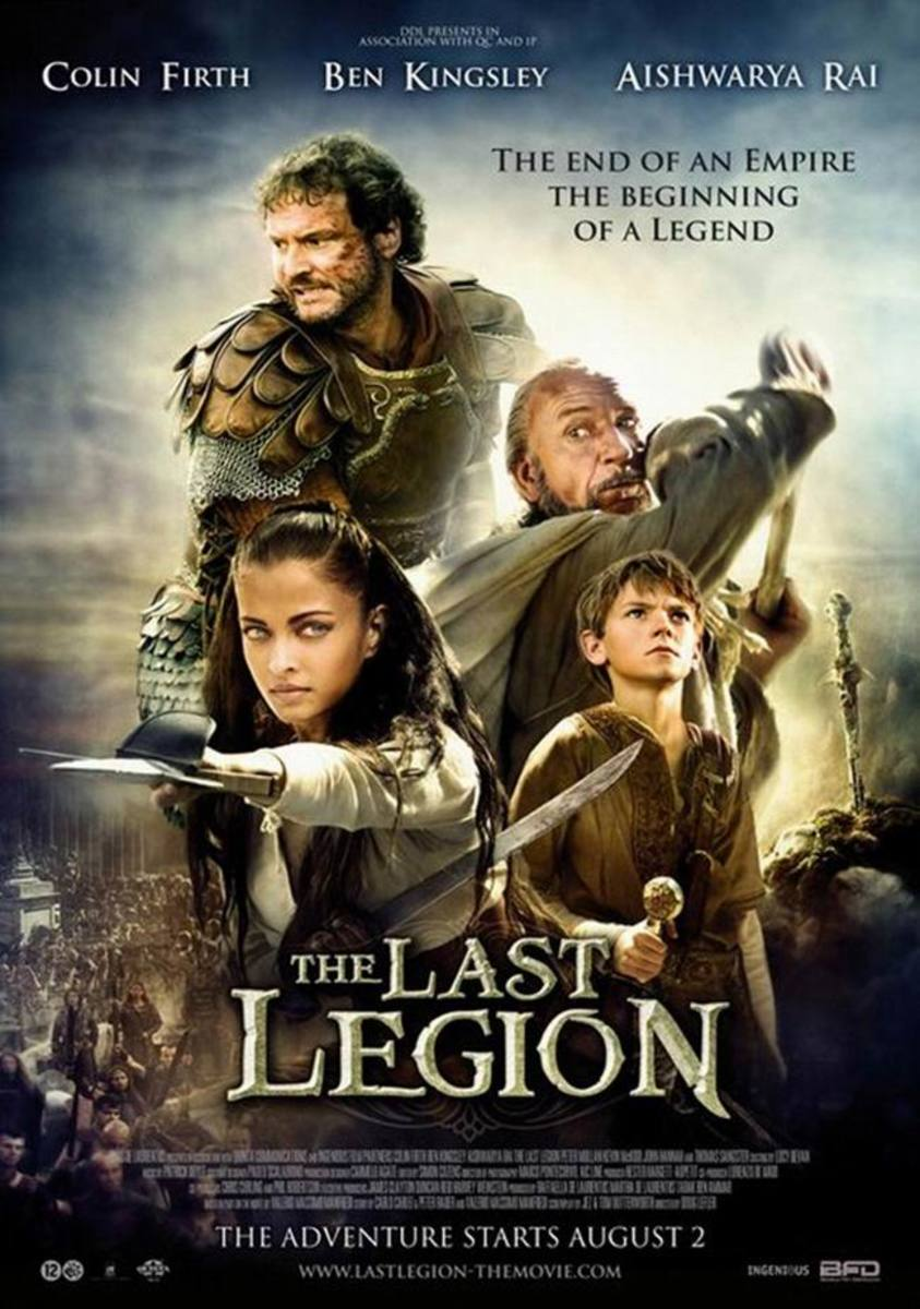 The Last Legion (2007) poster