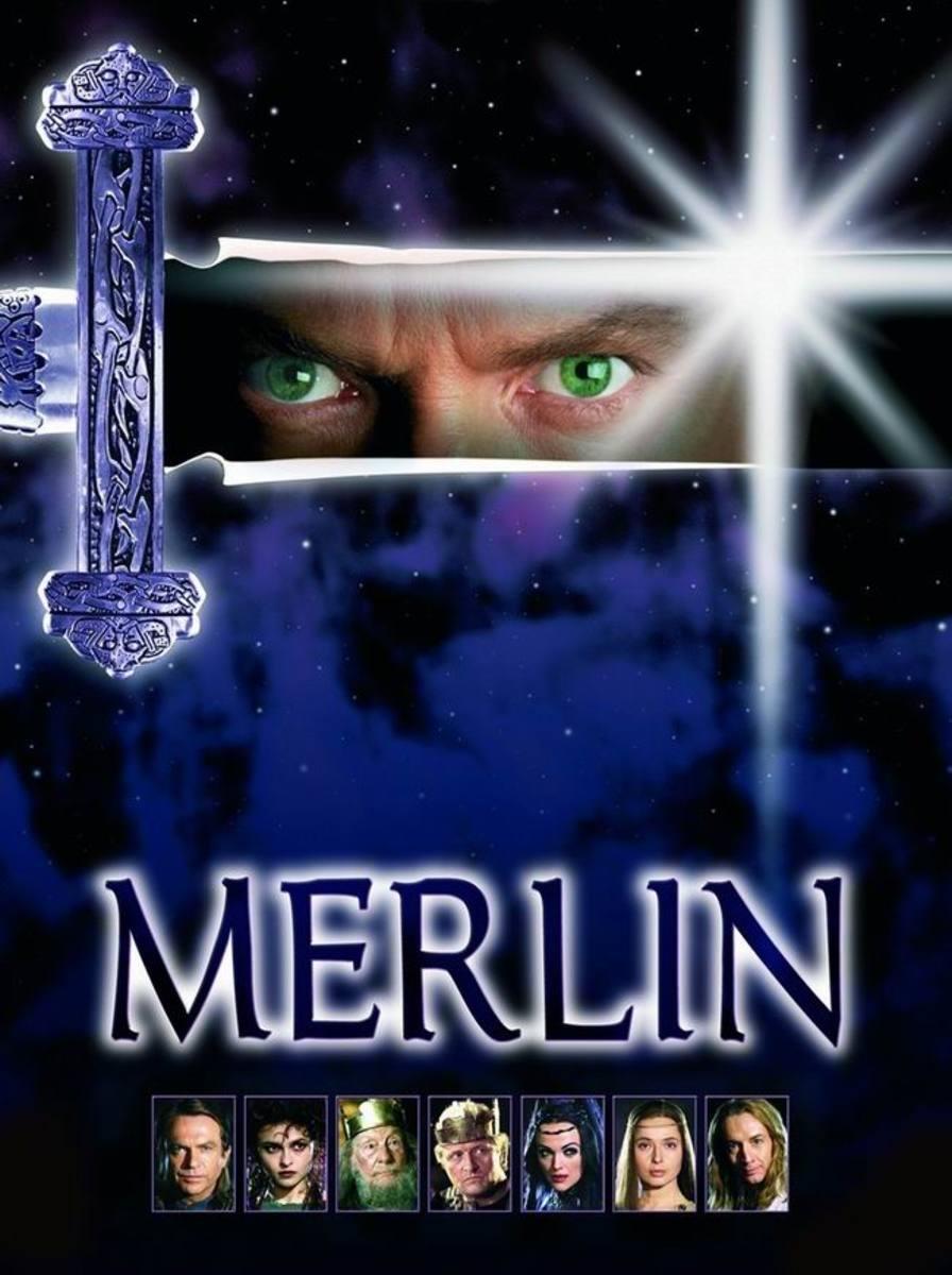 Merlin (1998) poster