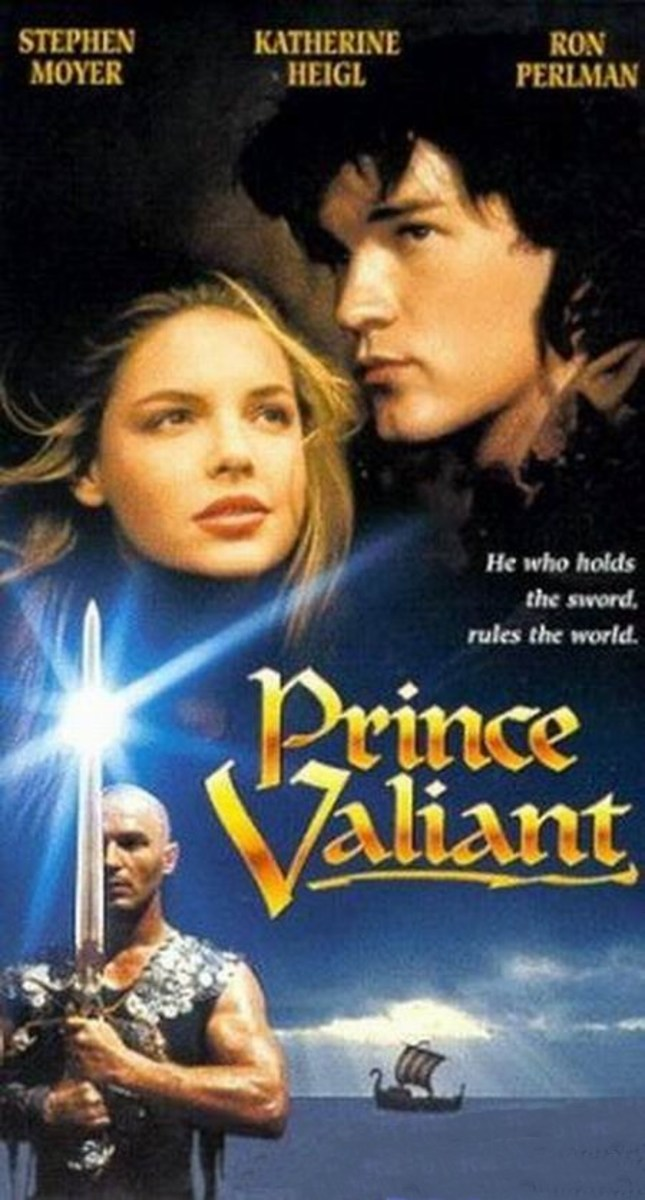 Prince Valiant (1997) poster