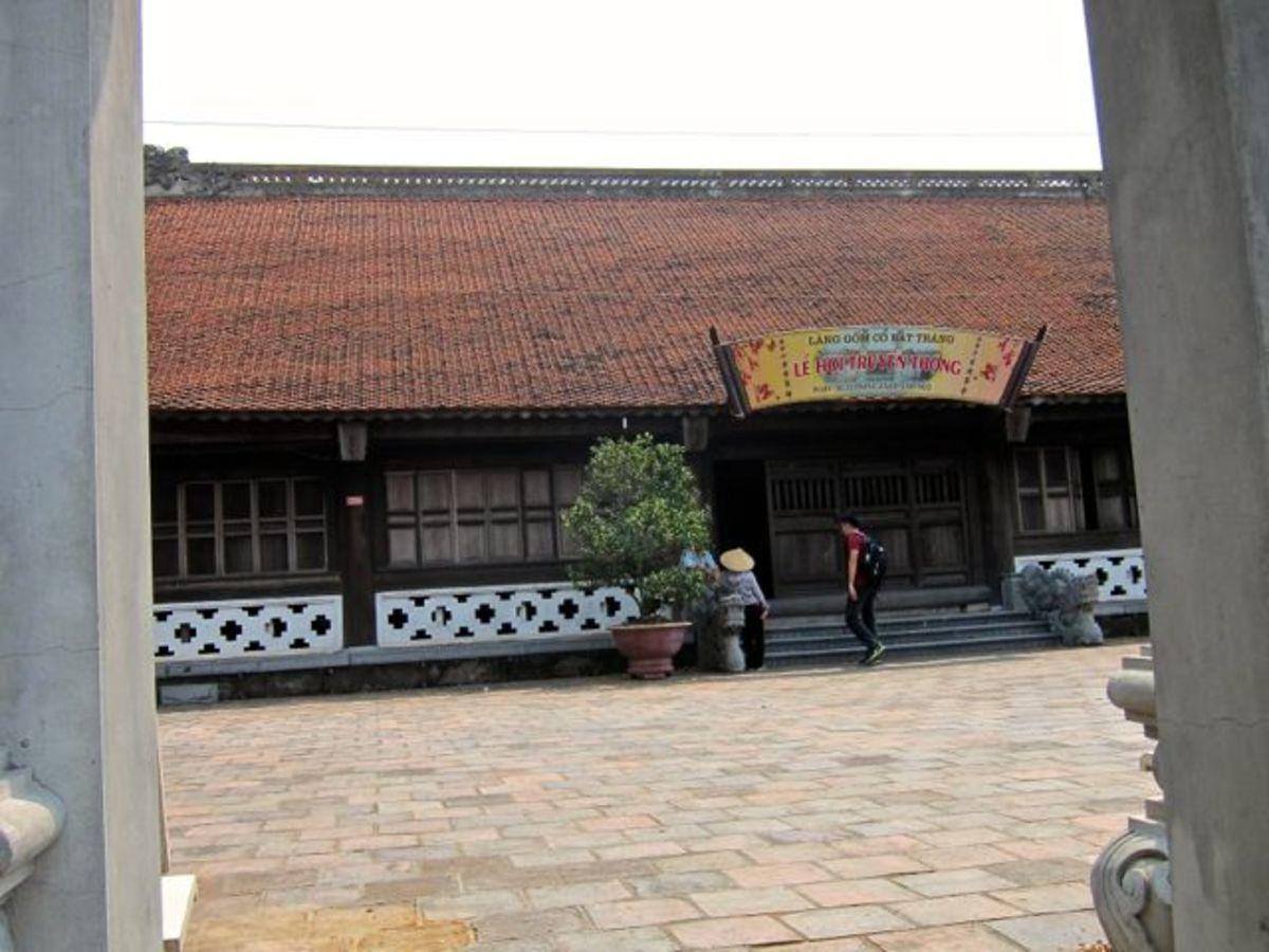 Ba Trang Temple