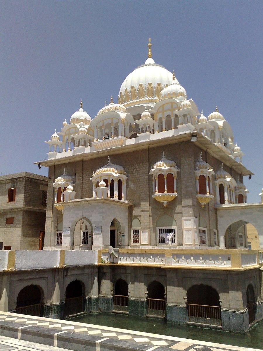The Miracle of GuruNanak at Panja Sahib at Hasanbal( Pakistan)