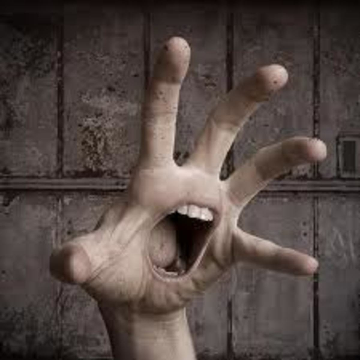 What you do with your hands speaks volumes as to the make up of your character. So what do you do with your hands?